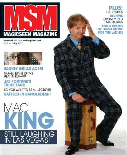 MSM May 2012 front